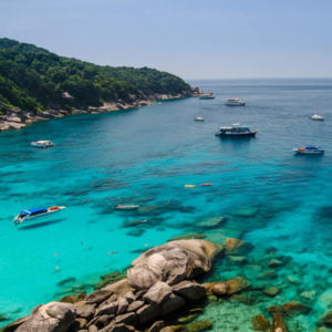 Paket Tour Similan Islands Dari Phuket (Snorkeling Tour)