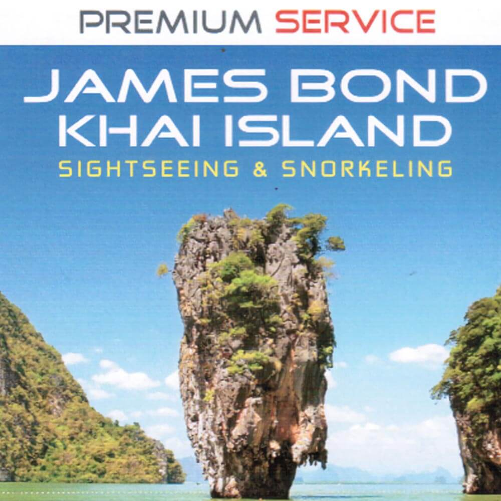 Paket Tour James Bond Island dan Khai Island by Speedboat 5