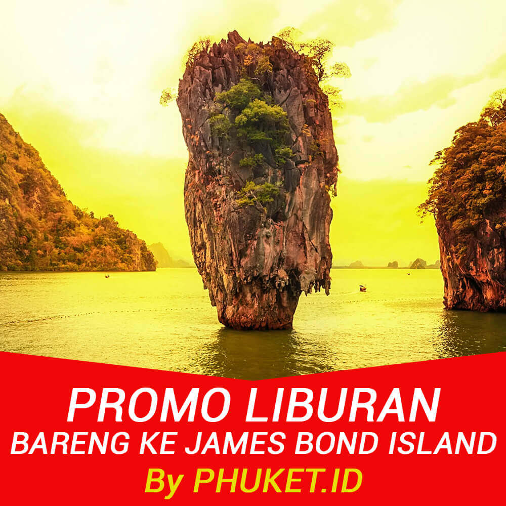 Paket James Bond Island by Big Boat Promo Liburan
